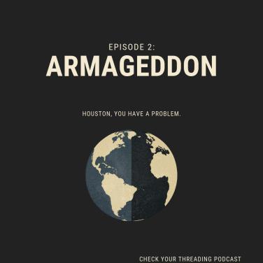 Ep2 Armageddon - Art